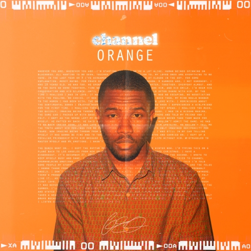 Frank Ocean's tell-all Tumblr post