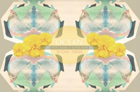 Cover for Nischay's album