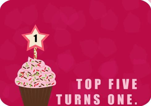 Top Five.