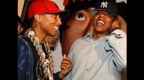 Jay Z and Pharrell