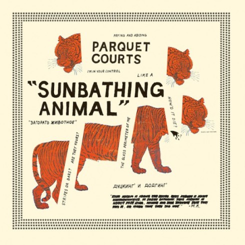 Sunbathing Animals by Parquet Courts