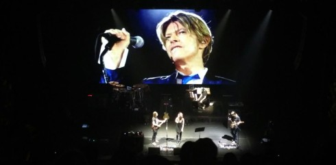 The David Bowie tribute